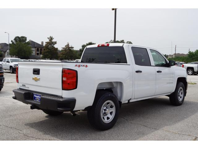 2017 Silverado 1500 Crew Cab 4x4,  Pickup #HG384966 - photo 2