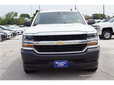 2017 Silverado 1500 Crew Cab 4x4,  Pickup #HG384966 - photo 3