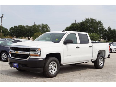 2017 Silverado 1500 Crew Cab 4x4,  Pickup #HG384966 - photo 7