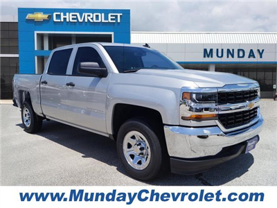2017 Silverado 1500 Crew Cab 4x2,  Pickup #HG486392 - photo 1