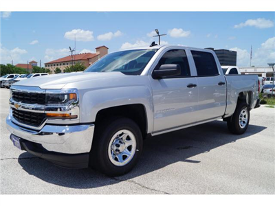 2017 Silverado 1500 Crew Cab 4x2,  Pickup #HG486392 - photo 4