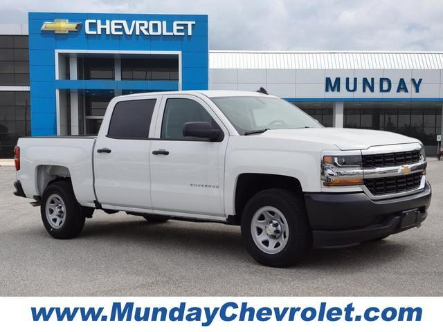 2017 Silverado 1500 Crew Cab 4x2,  Pickup #HG498448 - photo 1