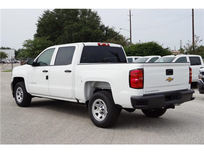 2017 Silverado 1500 Crew Cab 4x2,  Pickup #HG498448 - photo 4