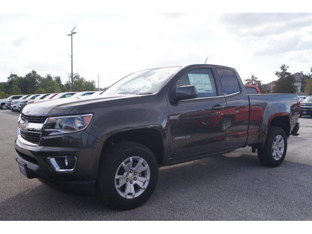 2018 Colorado Extended Cab 4x2,  Pickup #J1142371 - photo 4