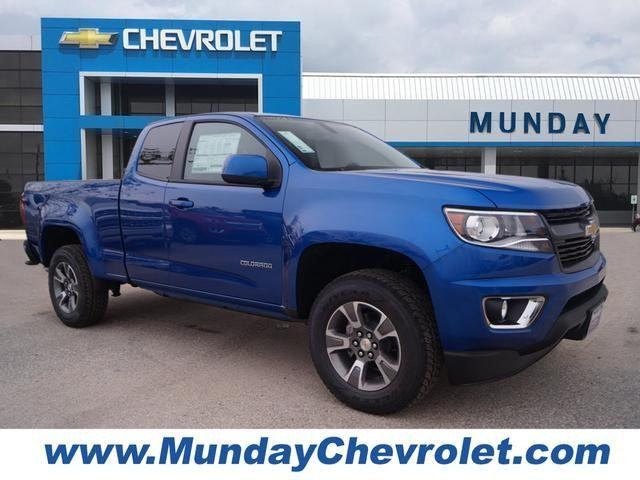 2018 Colorado Extended Cab 4x4,  Pickup #J1145662 - photo 1