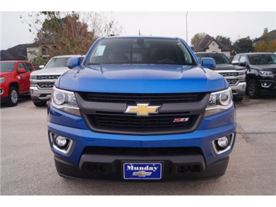 2018 Colorado Extended Cab 4x4,  Pickup #J1145662 - photo 3