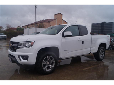 2018 Colorado Extended Cab 4x4,  Pickup #J1148650 - photo 4