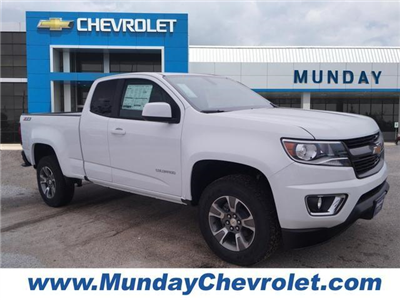 2018 Colorado Extended Cab 4x4,  Pickup #J1149751 - photo 1