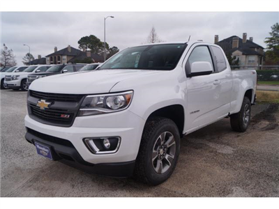 2018 Colorado Extended Cab 4x4,  Pickup #J1149818 - photo 4