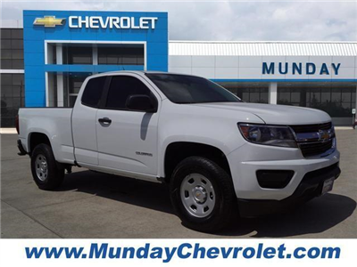 2018 Colorado Extended Cab 4x2,  Pickup #J1150096 - photo 1