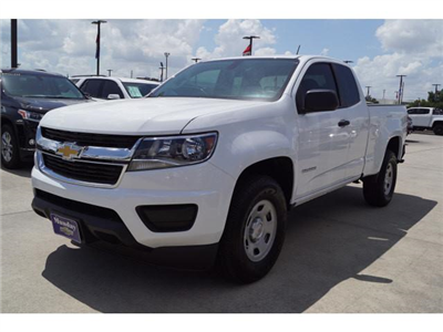2018 Colorado Extended Cab 4x2,  Pickup #J1150096 - photo 17