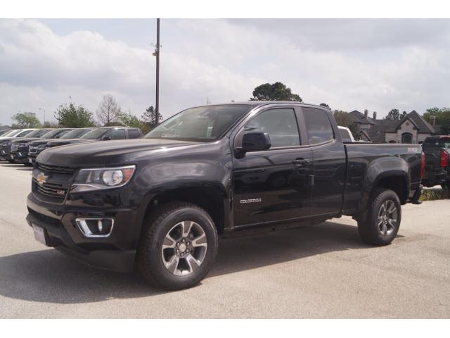 2018 Colorado Extended Cab 4x4,  Pickup #J1150254 - photo 4