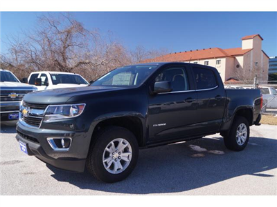 2018 Colorado Crew Cab 4x2,  Pickup #J1181296 - photo 4