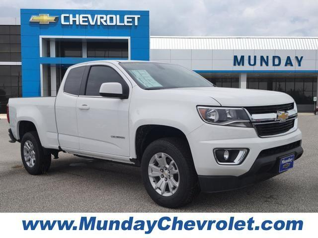 2018 Colorado Extended Cab 4x2,  Pickup #J1233546 - photo 1