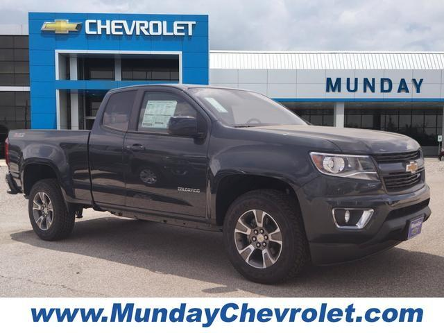 2018 Colorado Extended Cab 4x4,  Pickup #J1245071 - photo 1