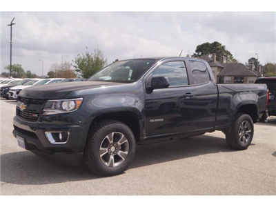 2018 Colorado Extended Cab 4x4,  Pickup #J1245071 - photo 4