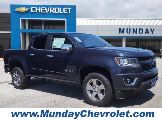 2018 Colorado Crew Cab 4x4,  Pickup #J1248456 - photo 1