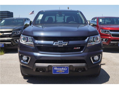 2018 Colorado Crew Cab 4x4,  Pickup #J1248456 - photo 3