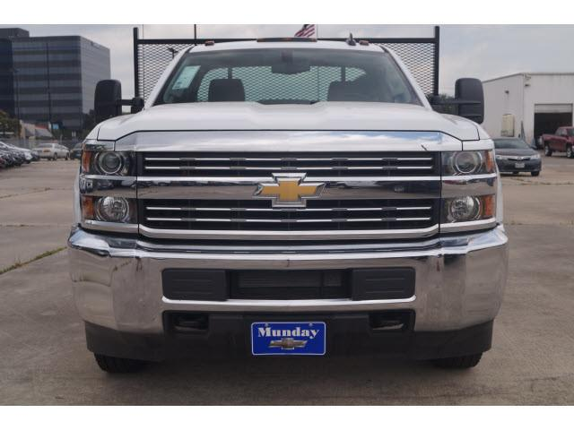 2018 Silverado 3500 Regular Cab DRW 4x2,  Knapheide Platform Body #JF170194 - photo 3