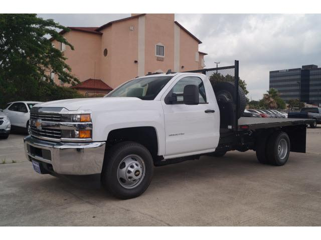 2018 Silverado 3500 Regular Cab DRW 4x2,  Knapheide Platform Body #JF170194 - photo 4