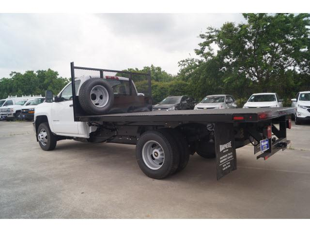 2018 Silverado 3500 Regular Cab DRW 4x2,  Knapheide Platform Body #JF170194 - photo 9