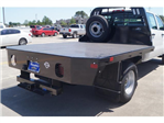 2018 Silverado 3500 Crew Cab DRW 4x2,  CM Truck Beds Platform Body #JF189908 - photo 1