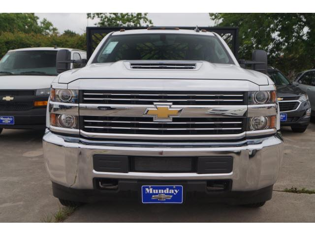 2018 Silverado 3500 Regular Cab DRW 4x2,  Cadet Platform Body #JF194412 - photo 3