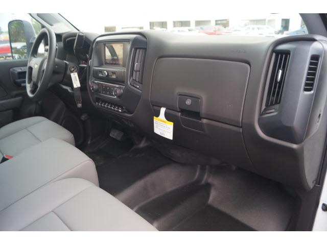 2018 Silverado 3500 Regular Cab DRW 4x2,  Cadet Platform Body #JF194412 - photo 6