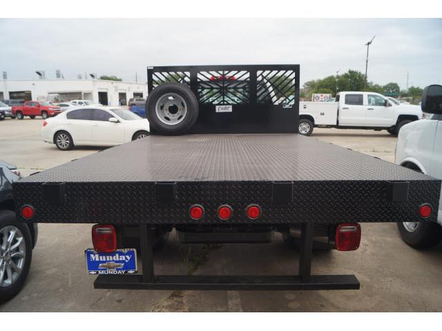 2018 Silverado 3500 Regular Cab DRW 4x2,  Cadet Platform Body #JF194412 - photo 2