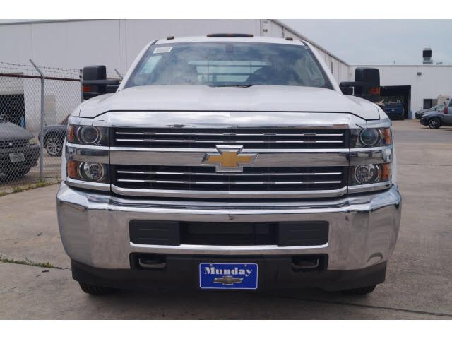 2018 Silverado 3500 Crew Cab DRW 4x2,  CM Truck Beds Platform Body #JF212304 - photo 3
