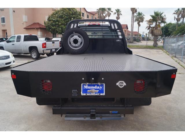 2018 Silverado 3500 Crew Cab DRW 4x2,  CM Truck Beds Platform Body #JF212304 - photo 9