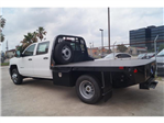 2018 Silverado 3500 Crew Cab DRW 4x2,  CM Truck Beds Platform Body #JF212304 - photo 1
