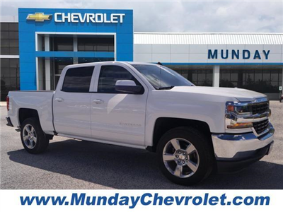 2018 Silverado 1500 Crew Cab 4x2,  Pickup #JG184472 - photo 1