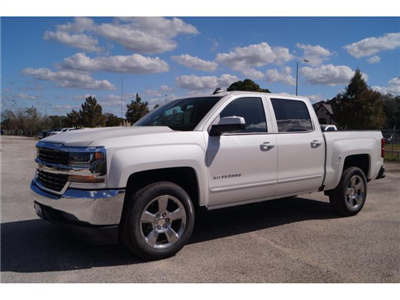 2018 Silverado 1500 Crew Cab 4x2,  Pickup #JG184472 - photo 3