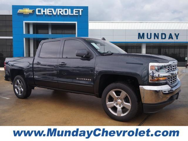 2018 Silverado 1500 Crew Cab 4x4,  Pickup #JG184591 - photo 1