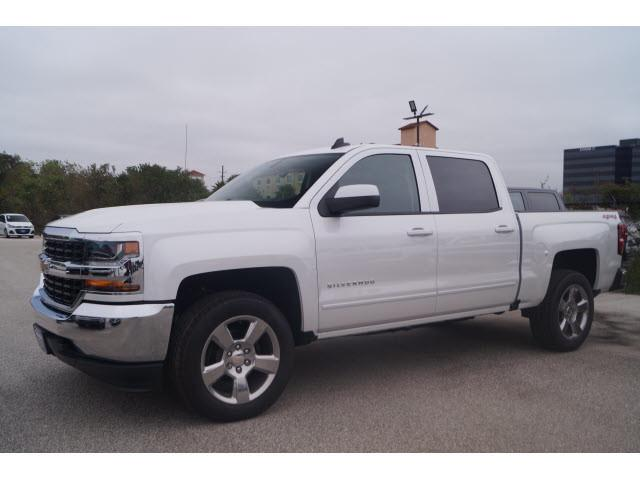 2018 Silverado 1500 Crew Cab 4x4,  Pickup #JG185402 - photo 4