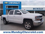 2018 Silverado 1500 Crew Cab 4x4,  Pickup #JG185402 - photo 1