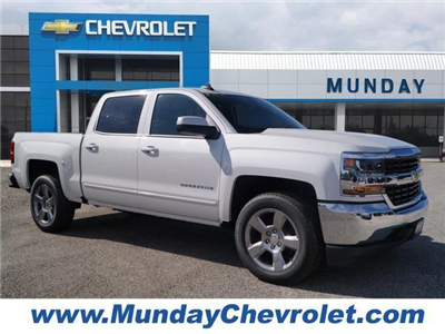 2018 Silverado 1500 Crew Cab 4x2,  Pickup #JG185689 - photo 1