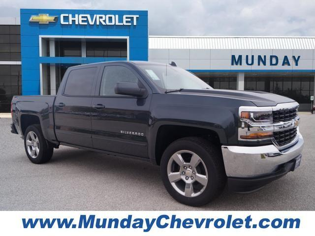 2018 Silverado 1500 Crew Cab 4x4,  Pickup #JG186012 - photo 1