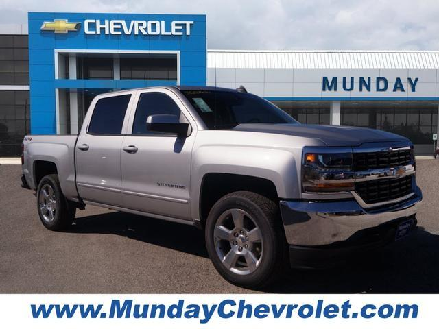 2018 Silverado 1500 Crew Cab 4x4,  Pickup #JG187934 - photo 8