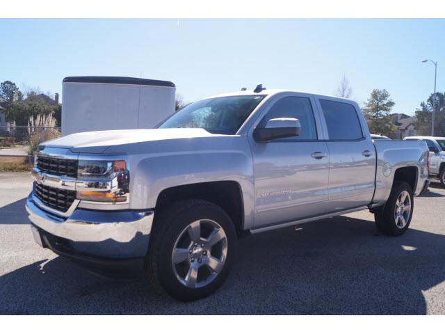 2018 Silverado 1500 Crew Cab 4x4,  Pickup #JG187934 - photo 10