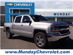 2018 Silverado 1500 Crew Cab 4x4,  Pickup #JG187934 - photo 1