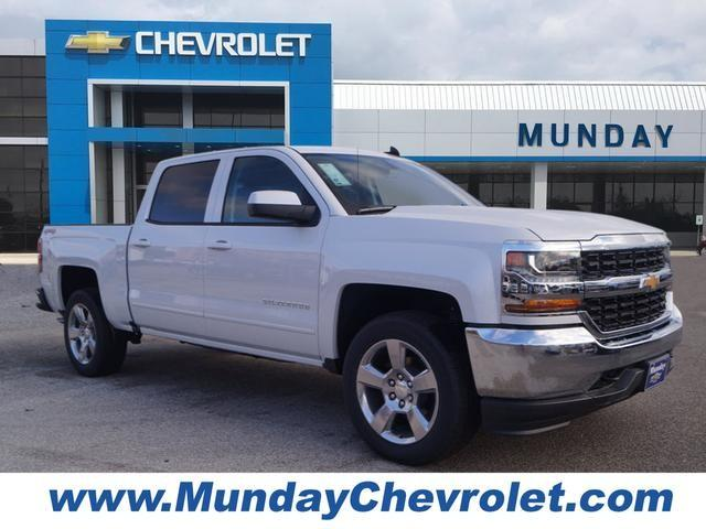 2018 Silverado 1500 Crew Cab 4x4,  Pickup #JG188305 - photo 1