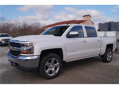 2018 Silverado 1500 Crew Cab 4x4,  Pickup #JG188305 - photo 4