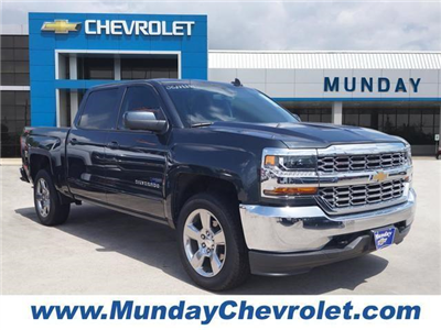 2018 Silverado 1500 Crew Cab 4x4,  Pickup #JG188851 - photo 1