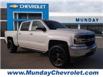 2018 Silverado 1500 Crew Cab 4x4,  Pickup #JG189050 - photo 1