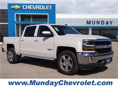 2018 Silverado 1500 Crew Cab 4x2,  Pickup #JG191036 - photo 1