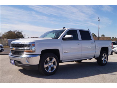 2018 Silverado 1500 Crew Cab 4x2,  Pickup #JG191036 - photo 4