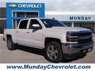 2018 Silverado 1500 Crew Cab 4x4,  Pickup #JG244478 - photo 1