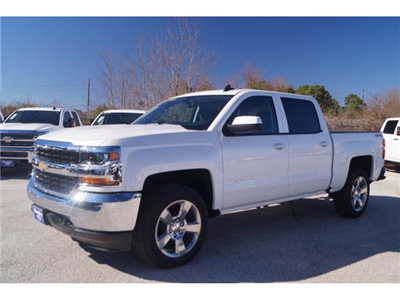 2018 Silverado 1500 Crew Cab 4x4,  Pickup #JG244478 - photo 3